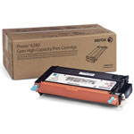Xerox 106R01392 Cyan Toner Cartridge (5.9k Pages)