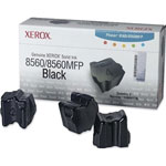 Xerox 108R00726 Black Solid Ink 3-Pack (3.4k Pages)