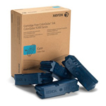 Xerox 108R00829 Cyan Solid Ink (4 Sticks)