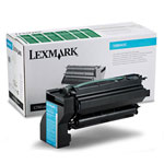 Lexmark 10B032C Cyan High Yield Toner Cartridge (15k Pages)