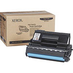 Xerox 113R00712 Black High Yield Toner Cartridge (19k Pages)