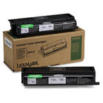 Lexmark 11A4097 Black Toner Cartridge 2-Pack (5k Pages)