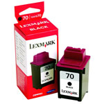 Lexmark 12A1970 Black Ink Cartridge (600 Pages)