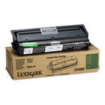 Lexmark 12A4605 Black Toner Cartridge (5k Pages)