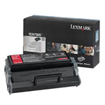 Lexmark 12A7305 Black High Yield Toner Cartridge (6k Pages)