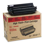 Lexmark 1380520 Black High Yield Toner Cartridge (9.5k Pages)