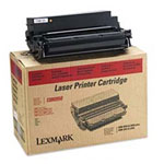Lexmark 1380950 Black High Yield Toner Cartridge (12.8k Pages)