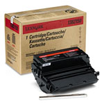 Lexmark 1382150 Black High Yield Toner Cartridge (14k Pages)