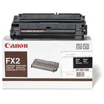 Canon 1556A002BA FX2 Black Toner Cartridge (4k Pages)