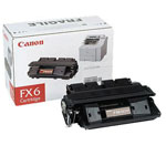 Canon 1559A003AA FX6 Black Toner Cartridge (6k Pages)