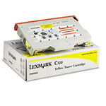 Lexmark 15W0902 Yellow Toner Cartridge (7.2k Pages)
