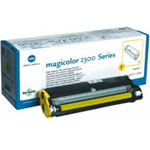 Minolta 1710517-006 Yellow High Yield Toner Cartridge (4.5k Pages)