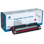 Minolta 1710517-007 Magenta High Yield Toner Cartridge (4.5k Pages)
