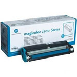 Minolta 1710517-008 Cyan High Yield Toner Cartridge (4.5k Pages)