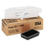 Ricoh 400321 Type 204 Fuser Oil (12k Pages)