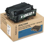 Ricoh 402809 Black Toner Cartridge (15k Pages)