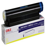 Okidata 41012302 Yellow Toner Cartridge (3k Pages)