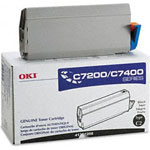 Okidata 41304208 Type C2 Black Toner Cartridge (10k Pages)