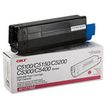 Okidata 42127402 Magenta Toner Cartridge (5k Pages)