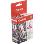 Canon 4707A003 BCI6M Magenta Ink Tank (280 Pages)