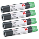 Ricoh 887523 Type 410 Black Toner Cartridge 4-Pack (60k Pages)