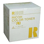 Ricoh 887896 Type L1 Yellow Toner Cartridge (5.7k Pages)
