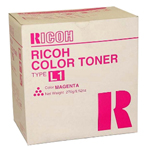 Ricoh 887902 Type L1 Magenta Toner Cartridge (5.7k Pages)