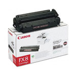 Canon 8955A001AA FX8 Black Toner Cartridge (3.5k Pages)