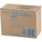 Gestetner 89903 Cyan Toner Cartridge (10k Pages)
