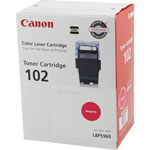 Canon 9643A006AA 102 Magenta Toner Cartridge (6k Pages)
