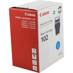 Canon 9644A006AA 102 Cyan Toner Cartridge (6k Pages)