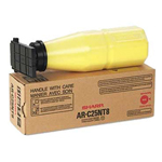 Sharp AR-C25NT8 Yellow Toner Cartridge (12.9k Pages)