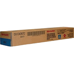 Sharp DX-C40NTC Cyan Toner Cartridge (10k Pages)