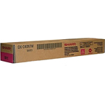 Sharp DX-C40NTM Magenta Toner Cartridge (10k Pages)