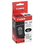 Canon F45-0561-400 BC20 Black Ink Cartridge (900 Pages)