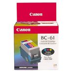 Canon F45-1241-400 BC61 Tri-Color Ink Cartridge