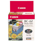 Canon F45-1251-400 BC62 Photo Color Ink Cartridge (2k Pages)