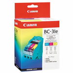 Canon F45-2051-400 BC31E Tri-Color Ink Cartridge (6k Pages)