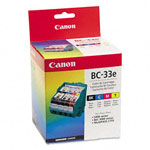 Canon F45-2071-400 BC33E Color Ink Cartridge (3k Pages)