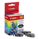 Canon F47-0761-400 BCI11BK Black Ink Tank 3-Pack (30 Pages)