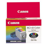 Canon F47-1871-400 BCI61 Color Ink Tank