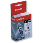 Canon F47-3221-400 BCI6BK Black Ink Cartridge (280 Pages)