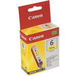 Canon F47-3251-400 BCI6Y Yellow Ink Cartridge (280 Pages)