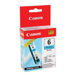 Canon F47-3261-400 BCI6PC Photo Cyan Ink Cartridge (280 Pages)