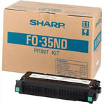 Sharp FO-35ND Black Imaging Kit (3 Toner, 1 Developer)