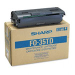 Sharp FO-35TD Black Toner/Developer/Drum Cartridge (4.5k Pages)