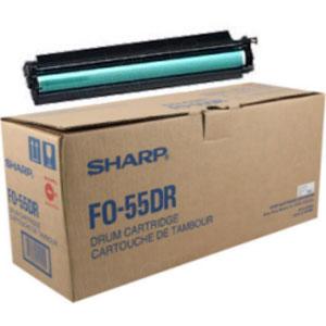 Sharp FO-DC550, FO-2080, FO-2081