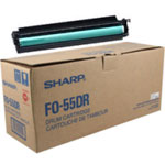 Sharp FO-55DR Black Drum Cartridge (20k Pages)