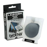 Brother LC25BK Black Ink Cartridge (480 Pages)
