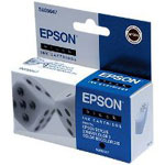 Epson S020047 Black Ink Cartridge (620 Pages)